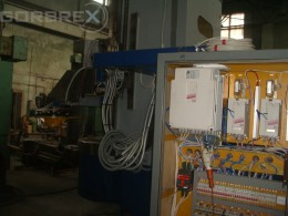 CNC VTL GORBREX Model: TKV 516 / 1600 with Tool Changer