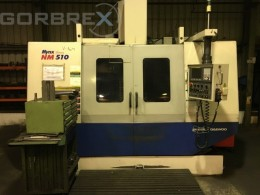 CNC Pionowe Centrum Obróbcze DOOSAN Model: NM510