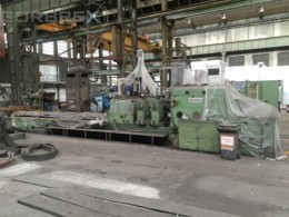 CNC Heavy duty grinding machine HERKULES