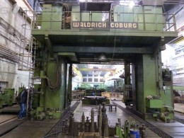 Gantry Milling Machine WALDRICH COBURG Model: 20-10 GM 360 NC